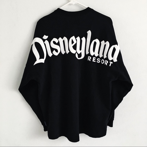 dffdf365e90 Disney Sweaters | New Land Resort Black Spirit Jersey Medium | Poshmark